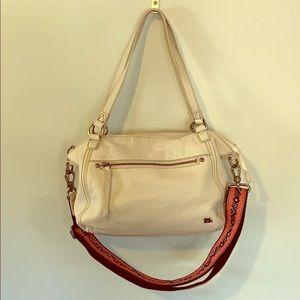 🌸The Sak Leather Satchel/Crossbody/Shoulderbag